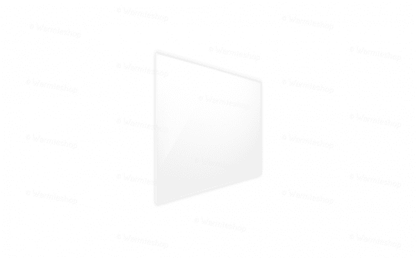 Welltherm wit glas 580 watt