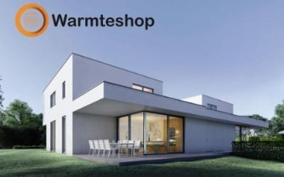 Warmteshop Keerbergen infrarood verwarming winkel showroom
