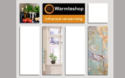 Warmteshop Tervuren infrarood verwarming winkel showroom